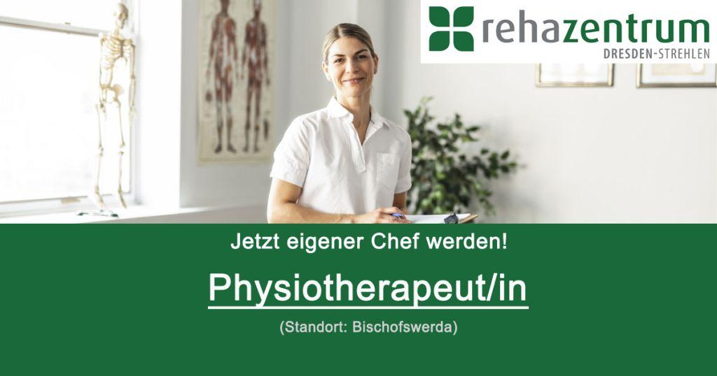 Stelle Physiotherapeut/in Bischofswerda